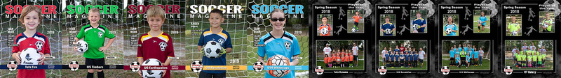 Web Header Page 3 - Collage - Magazine & Memory Mates